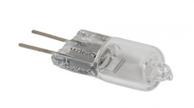 Low Voltage G4 10W Halogen Lightbulb