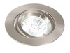 Chrome Low Voltage Tilt Downlight