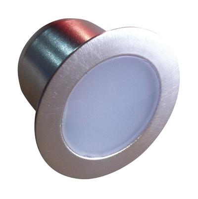 Set of 4 Blue LED Plinth Kit Includes Plug Driver