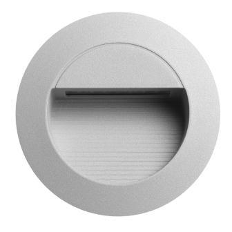 IP65 Round Recessed LED Wall Light