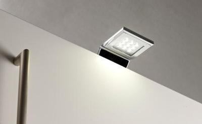 2 Pack, Square LED Over Cabinet Lights