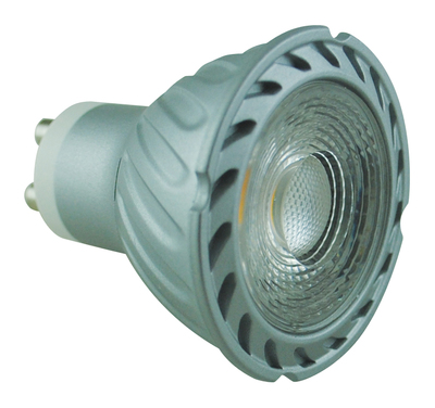 6W GU10 COB, Warm White Dimmable