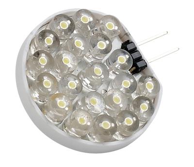 G4 Insert LED Cluster, White