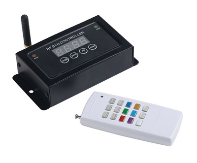 RF Master Controller 24v-288W for RGB LED Tape/ Wall Washer C/W Remote