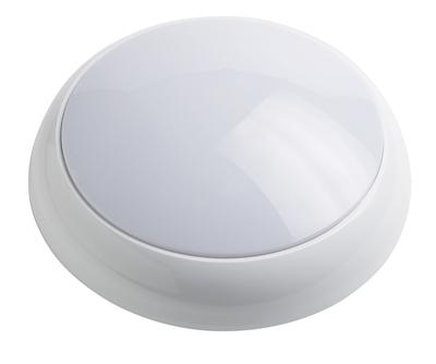 LED Circular White Bulkhead, 14W 2D Lunar