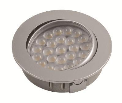 LED Tilt Cabinet Downlight - Cool White