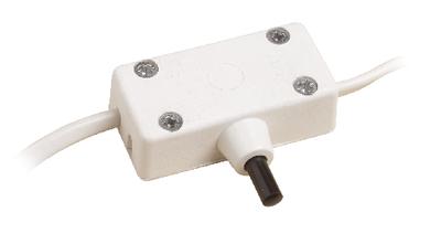 Push to break auto switch - White