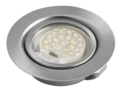 3 Pack Warm White LED Recessed LED Downlight (LEDR-SS-WW) + Driver