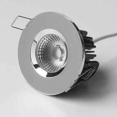 10W Elan Fixed in Chrome Finish - Warm White LED