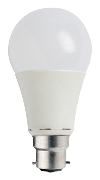 GLS (Non-Dimmable LED Lamp - BC (B22) - Warm White