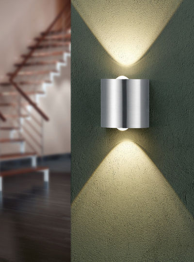 WALES Modern Up And Down LED Wall Light - Designed for Indoors