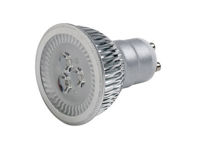 High Power 5W GU10 240v LED Lightbulb Cool White Light Dimmable