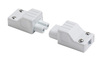 Rewireable Plug and Socket for T5 Fluorescent Tubes