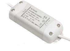 LED 12V Driver up to 15W inc RGB socket