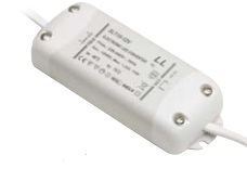 24V LED 15W Driver with 6 Way AMP Socket