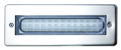 IP65 Recessed Slimline Bricklight,  Blue LEDs
