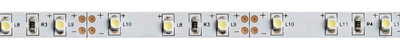 4 Metre White LED Tape Kit, Includes Driver and Input Cable