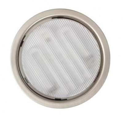 Recessed Metal Downlight Casing for GX53 Lightbulb