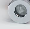 10pk Chrome IP65 Shower & Fire Rated Downlight