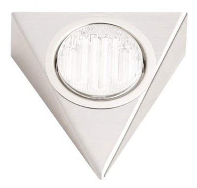 Surface Mounted Triangular Metal Downlight Casing for GX53 Lightbulb