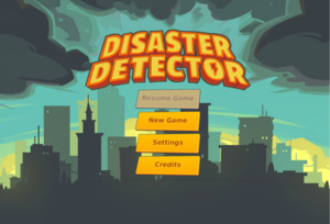 Disaster Detector