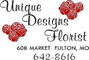 Unique_designs_florist_logo