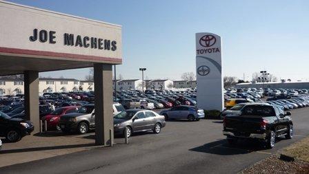 Joe Machens Toyota Service And Repair Columbia Mo
