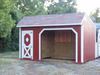 Horse-shed