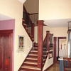 Mission_style_cherry_and_maple_staircase