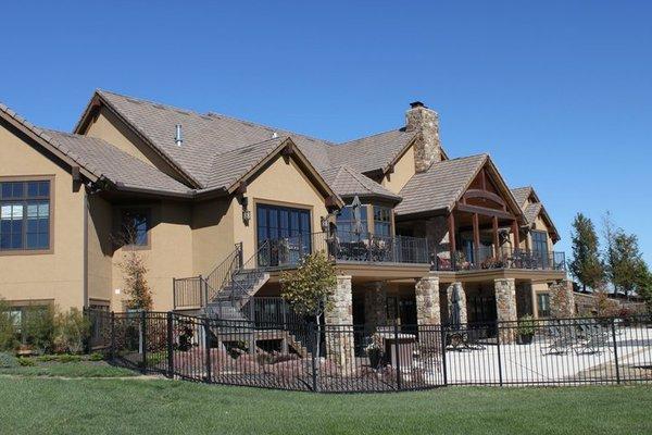 Lambie Custom Homes In Overland Park KS