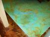 Acid-stained-indoor-concrete-floor-azure-blue