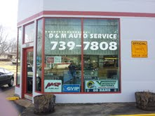 D & M Auto Svc - Saint Ann, MO