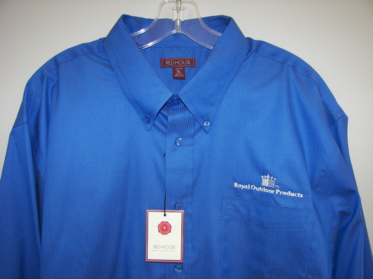 Show me logos in liberty mo service noodle for Employee shirts embroidered logo