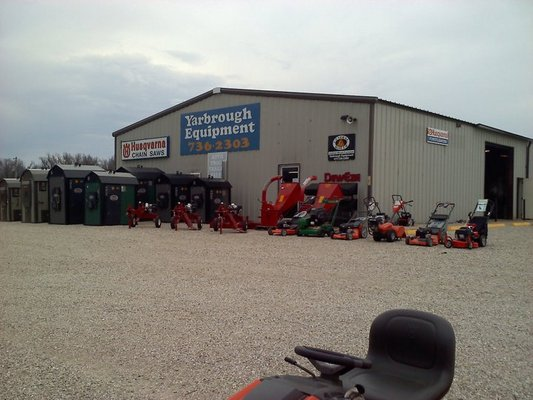 Yarbrough Equipment Sales