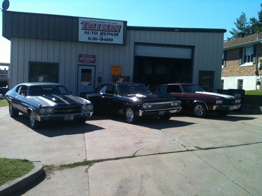 Tellman Auto Repair Llc In Jefferson City Mo Service Noodle