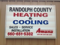 Randolph County Heating & Cooling - Moberly, MO
