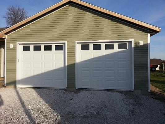 Amish Built Garages Missouri : Garage sales columbia mo norman door commercial glass