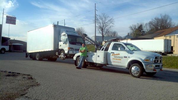 Towing Jefferson City Mo