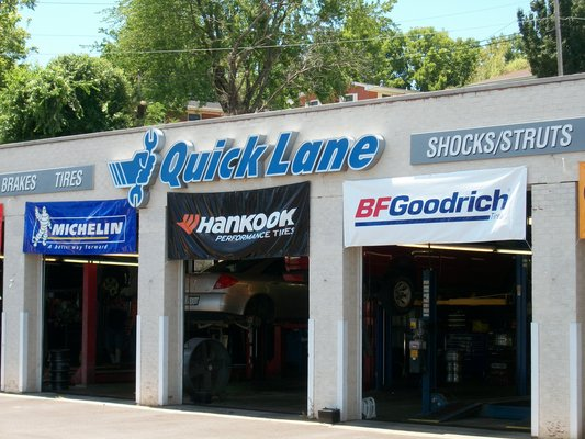 Quick Lane Tire Auto In Jefferson City Mo Service Noodle