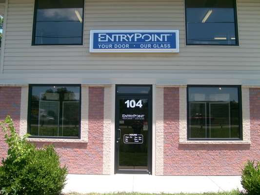Entrypoint Doors By Aiello Construction In St Peters Mo Service