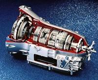 Automatic-transmission-model