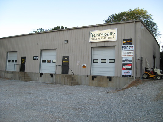 Vonderahe 39 s select equipment repair in columbia mo for Honda dealer columbia mo