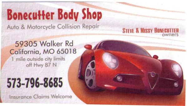Bonecutter body shop in california mo service noodle view slideshow reheart Image collections