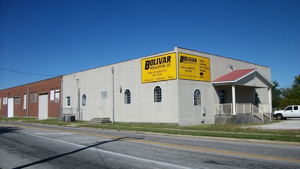 Bolivar Insulation Of Joplin Llc In Joplin Mo Service
