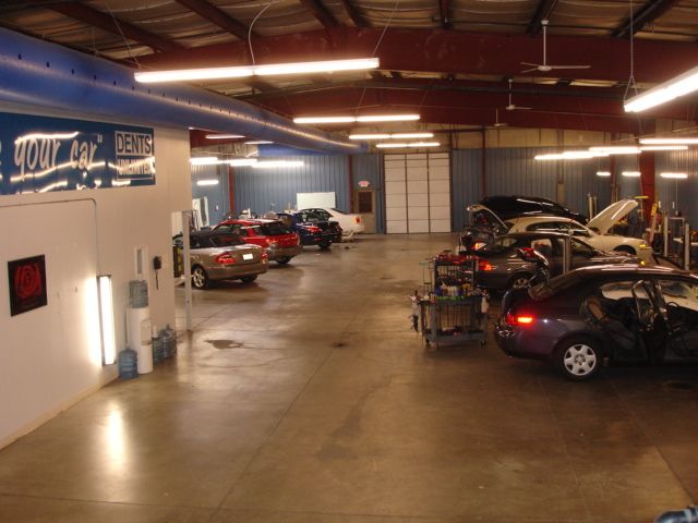 Dents Unlimited - Columbia, MO