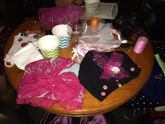 DIY TURBAN NIGHT OUT  - The Closet Freaks