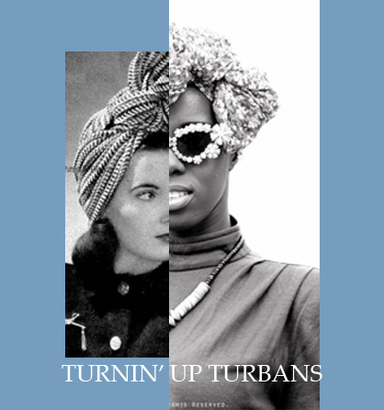 TURNIN' UP TURBANS - The Closet Freaks