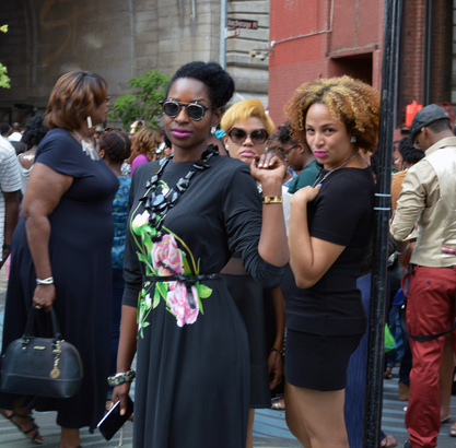 Essence Block Party  - The Closet Freaks