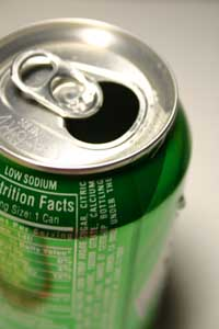 image of soda can