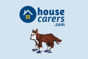 logo for housecarers.com
